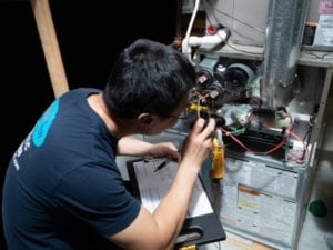 Heating Inspection In Baltimore,MD