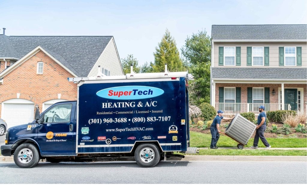 Furnace Services in Baltimore,MD