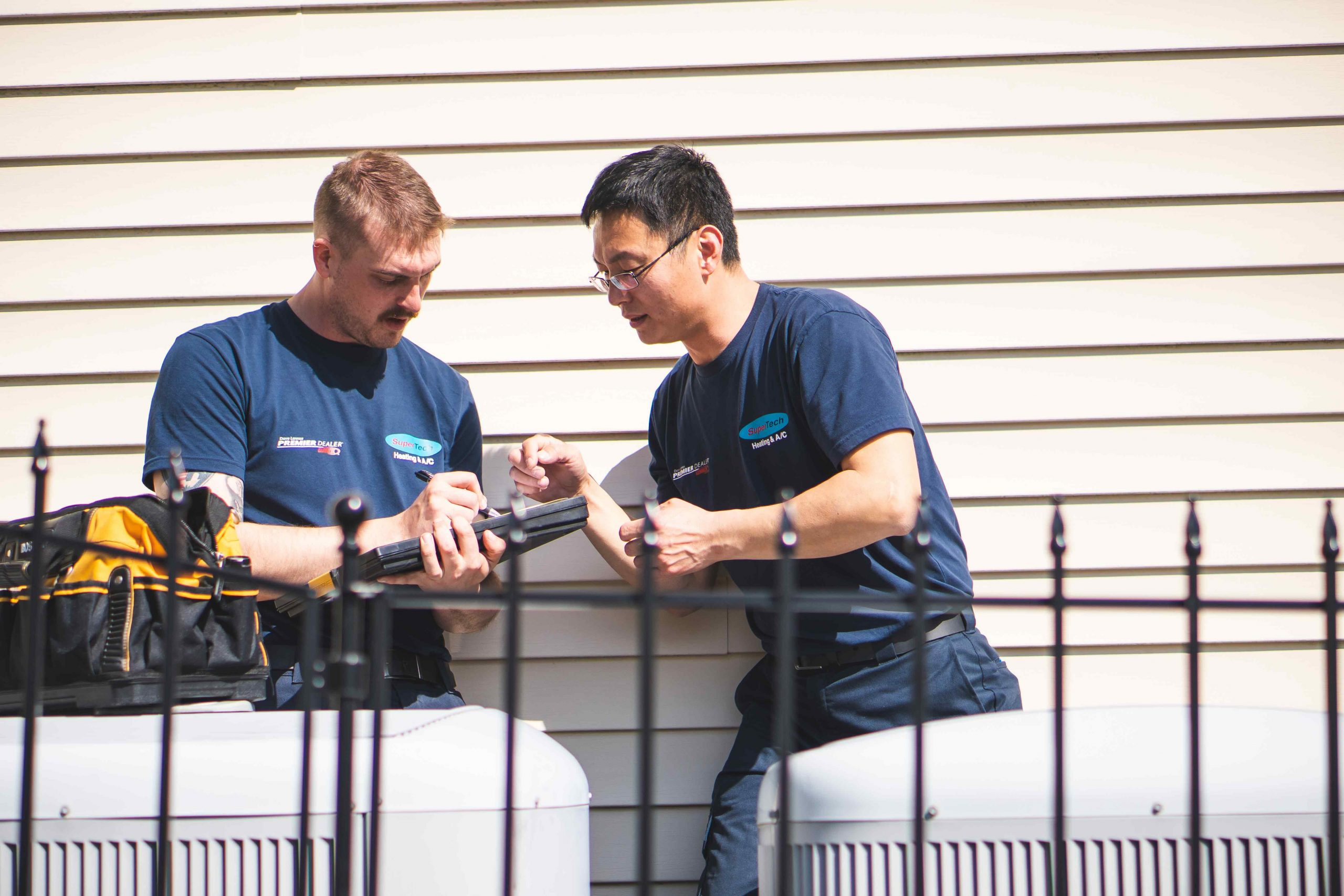 Air Conditioning Inspection In Baltimore, MD