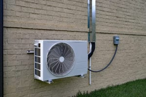 Ductless Air Conditioning Replacement In Baltimore,MD
