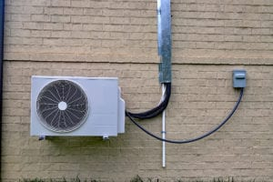 Mini-Split Air Conditioning Inspection in Baltimore, MD